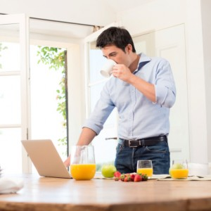 How to Go Home from Work When You Work from Home