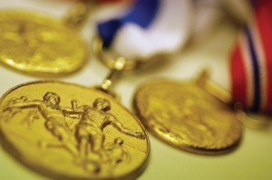 Olympic Gold Medal in Ghostwriting