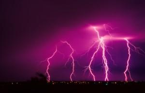 Lightning and the Lightning Bug