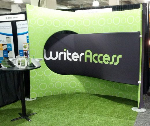 how-writeraccess-booth