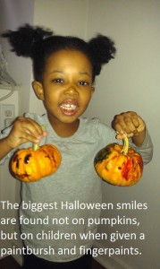 """The biggest Halloween smiles."" from Michelle H"