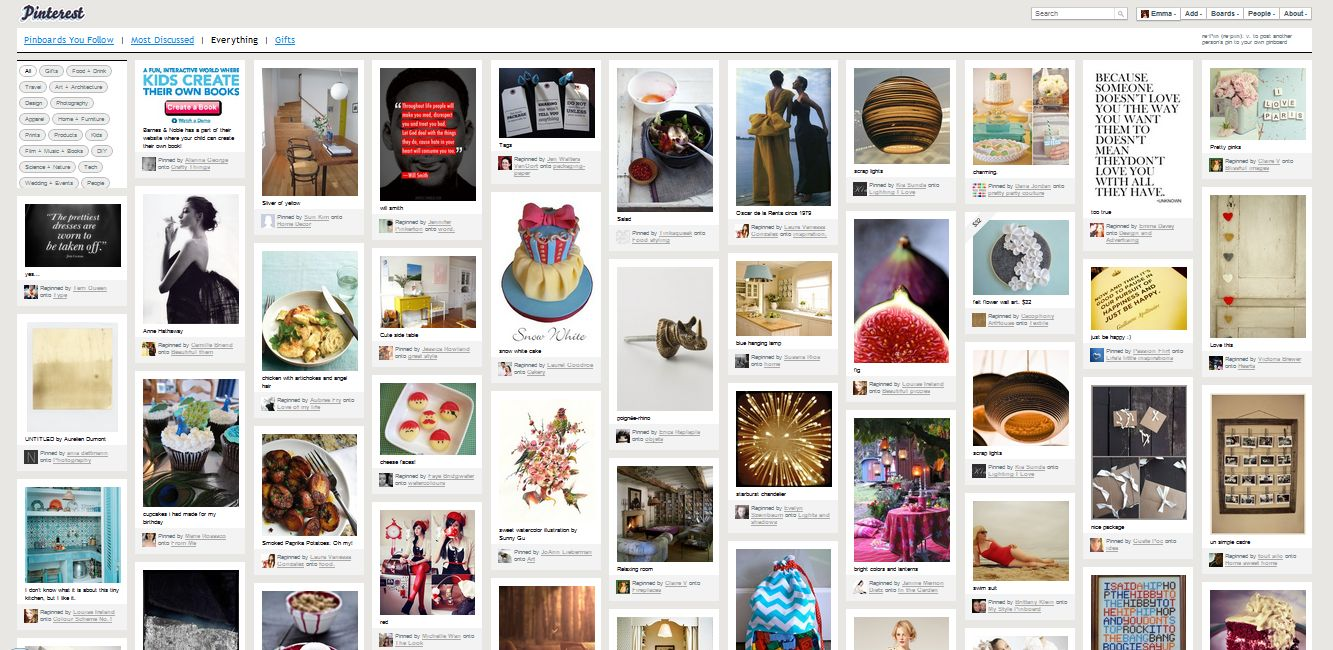 Using Pinterest As A Search Engine Writeraccess