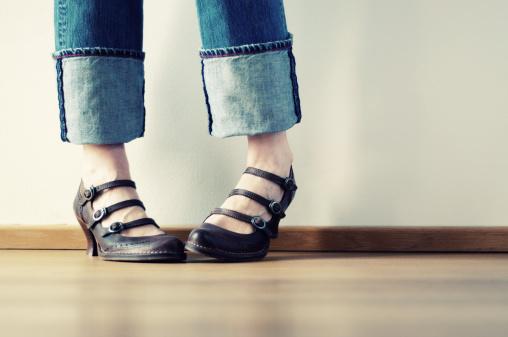 Bashful Feet