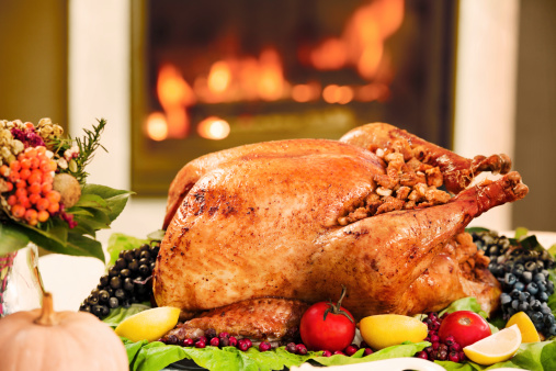 stuff your turkey