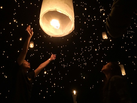 write lantern