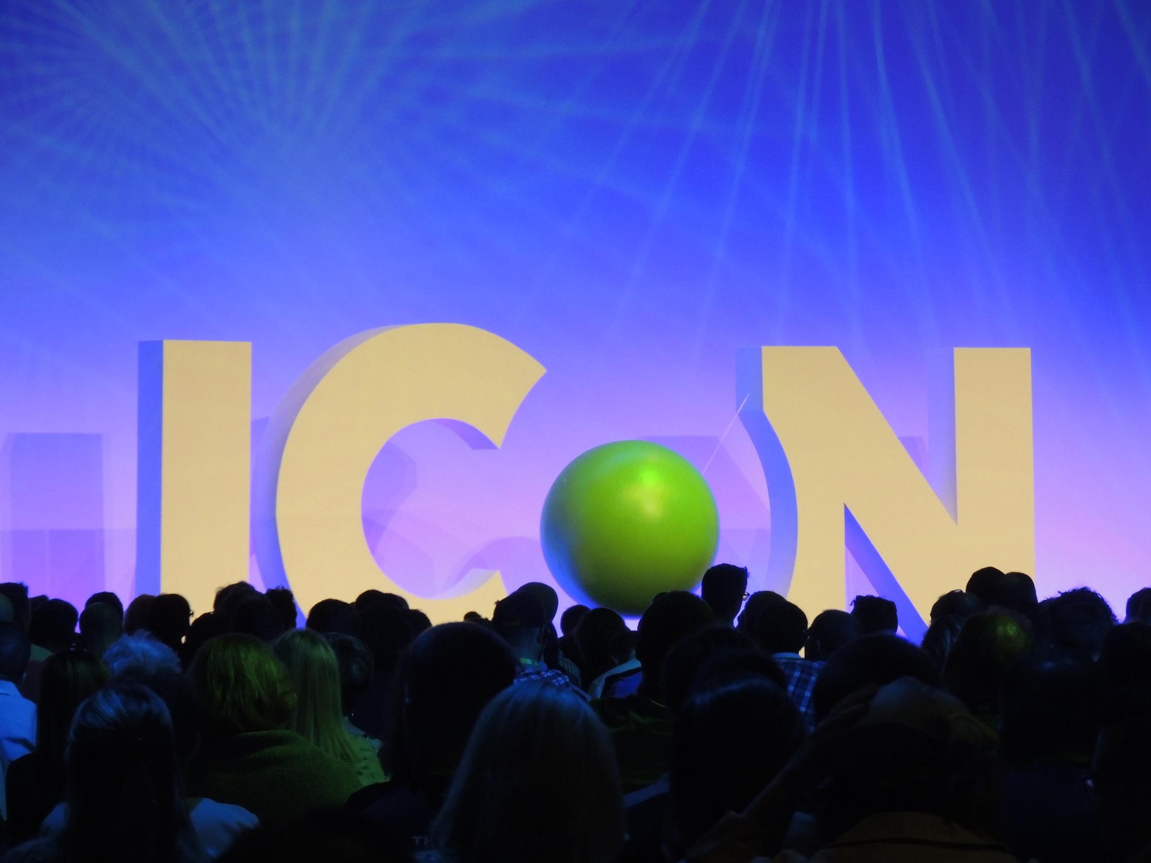 ICON16 keynote