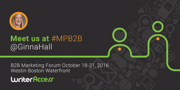 Meet us at B2B Forum!