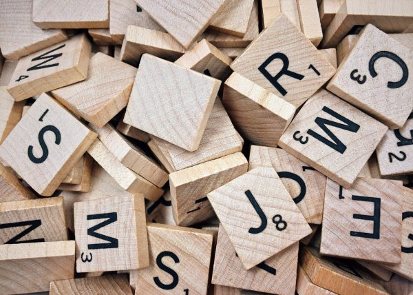 Keyword strategy and optimization - Scrabble letters