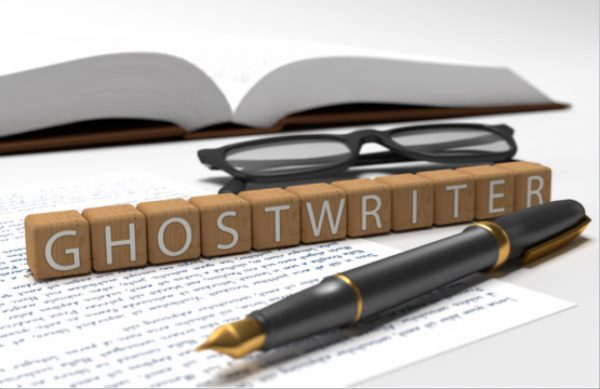 content marketing ghostwritten article
