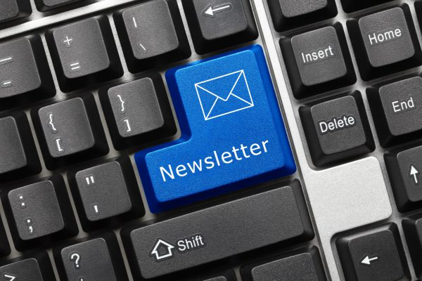 content marketing newsletter