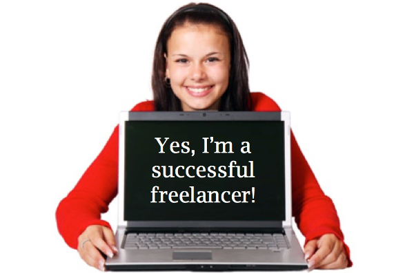 freelance writing gig