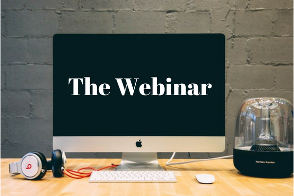 Marketing Content Webinar