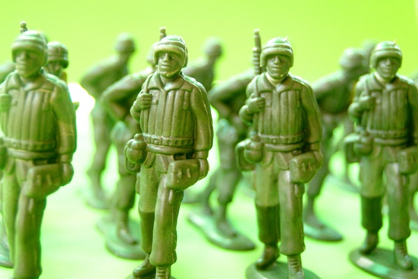 army of writers