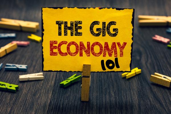 Gig Economy freelancer