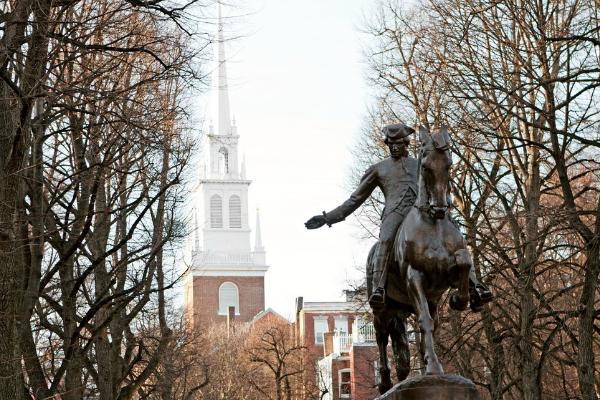 Boston Writing Scene