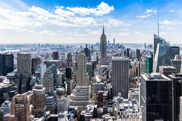 New York City Writing Scene