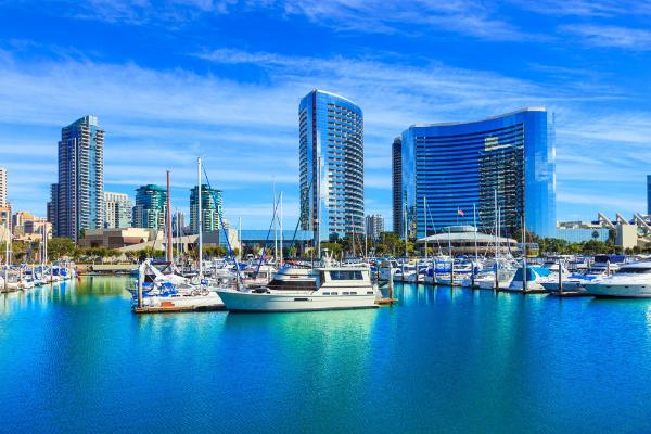 San Diego writing scene
