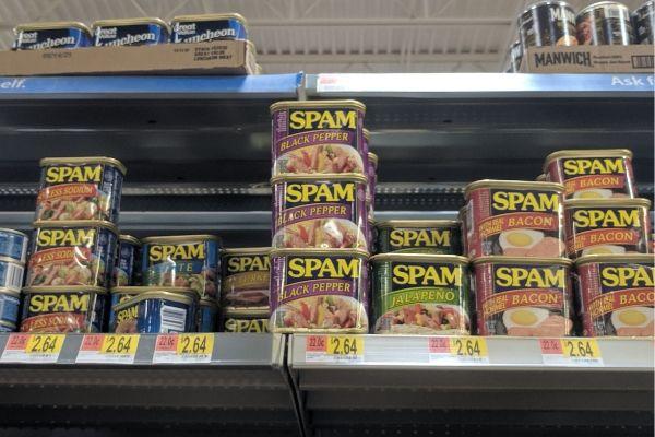 keyword spam